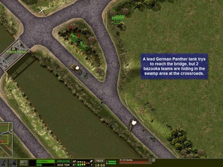Close Combat : Last Stand Arnhem - AAR - Gameplay