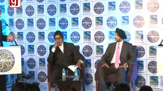 Amitabh Bachchan Ditches Star For  Kaun Banega Crorepati