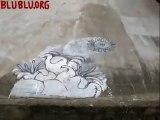 Graffiti animati, l'evoluzione dell'uomo sui muri