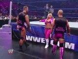 The Hart Dynasty vs Cryme Tyme and Eve