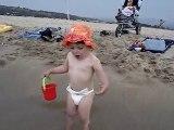 11-07-10 fous rires sur la plage