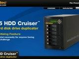 Aleratec 1:5 HDD Cruiser - 5 HDD Duplicator and 6 HDD ...