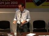 Rencontres du numérique 2010 : Atelier Fred Cavazza