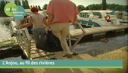 L'Anjou au fil des rivières