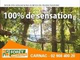 Parc Aventure en Bretagne -  Forêt Adrénaline