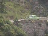 montée historique lucéram 2010 - Simca rallye 2
