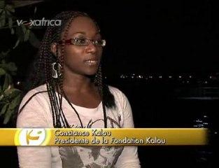 La Fondation Kalou et Voxafrica TV!
