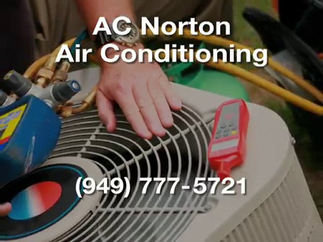 Air Conditioning Huntington Beach – AC Norton Air Conditioni