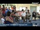 Football: Championnat d'Europe U19 (Basse Normandie)