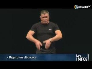 Jean-Marie Bigard à Caen