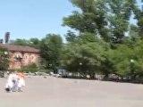 18.takaとkayoの世界旅行★イルクーツクinロシア→ウランバートルinモンゴル(列車内)世界遺産 動画