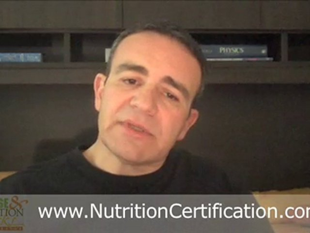 Nutrition Coach – Become a Fitness Nutrition Specialist