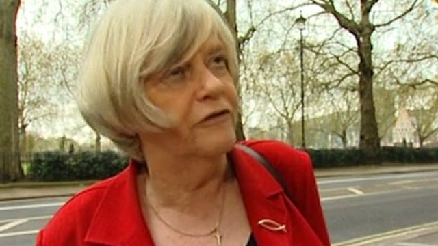 Ann Widdecombe for Strictly Come Dancing?