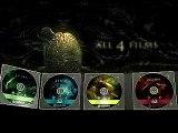 Alien Anthology Blu-ray Boxset - Alien Egg Animation Video
