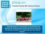 Stage de pilotage sur STAGE 911 Formule Porsche 993 Carrera