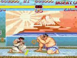 Super Street Fighter II Arcade Ryu & Ken
