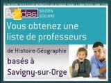 Cours particulier Histoire-Géographie - Savigny-sur-Orge