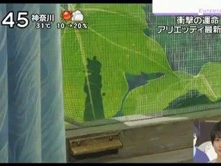 """""""Karigurashi no Arrietty"""" : trailer du dernier film des studios Ghibli"""