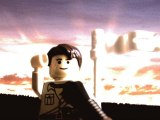 HOLD THE LINES (lego film)