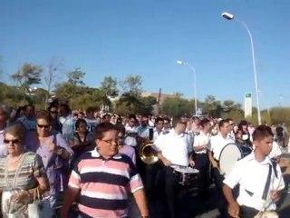 PROCESIÓN DE LA VIRGEN DEL CARMEN DE MAZAGÓN 2010