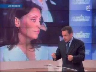 Lapsus Sarkozy : au service des injustices