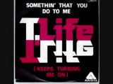 80's Disco Boogie -T-Life - Somethin' That You Do To Me 1981