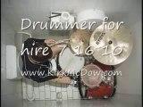 Drummer for hire Austin drum lessons Drum lessons Austin Dru