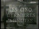 Générique de la Série Les Cinq Dernieres Minutes 1997 SERIE CLUB