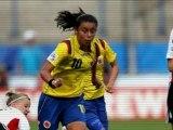 Germany vs Colombia 3-1 FIFA U20 Women's World Cup 2010