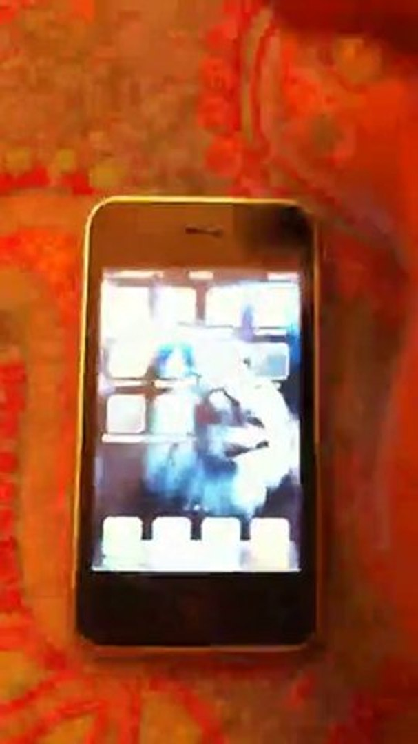 iPhone Problème Antenne  IPhone 3Gs