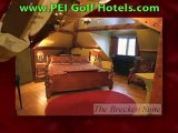 PEI Fairhom Inn B&B PEI Golf