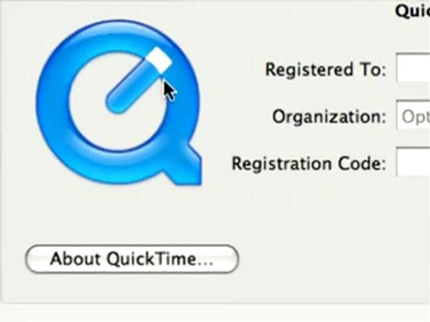 How to get Quicktime pro for free ( mac & pc )
