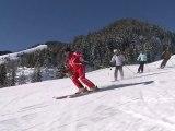 Abondance Vidéo Ski Alpes
