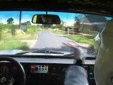 Short Rally Oudenburg 2010 On Board Simca Rallye 2