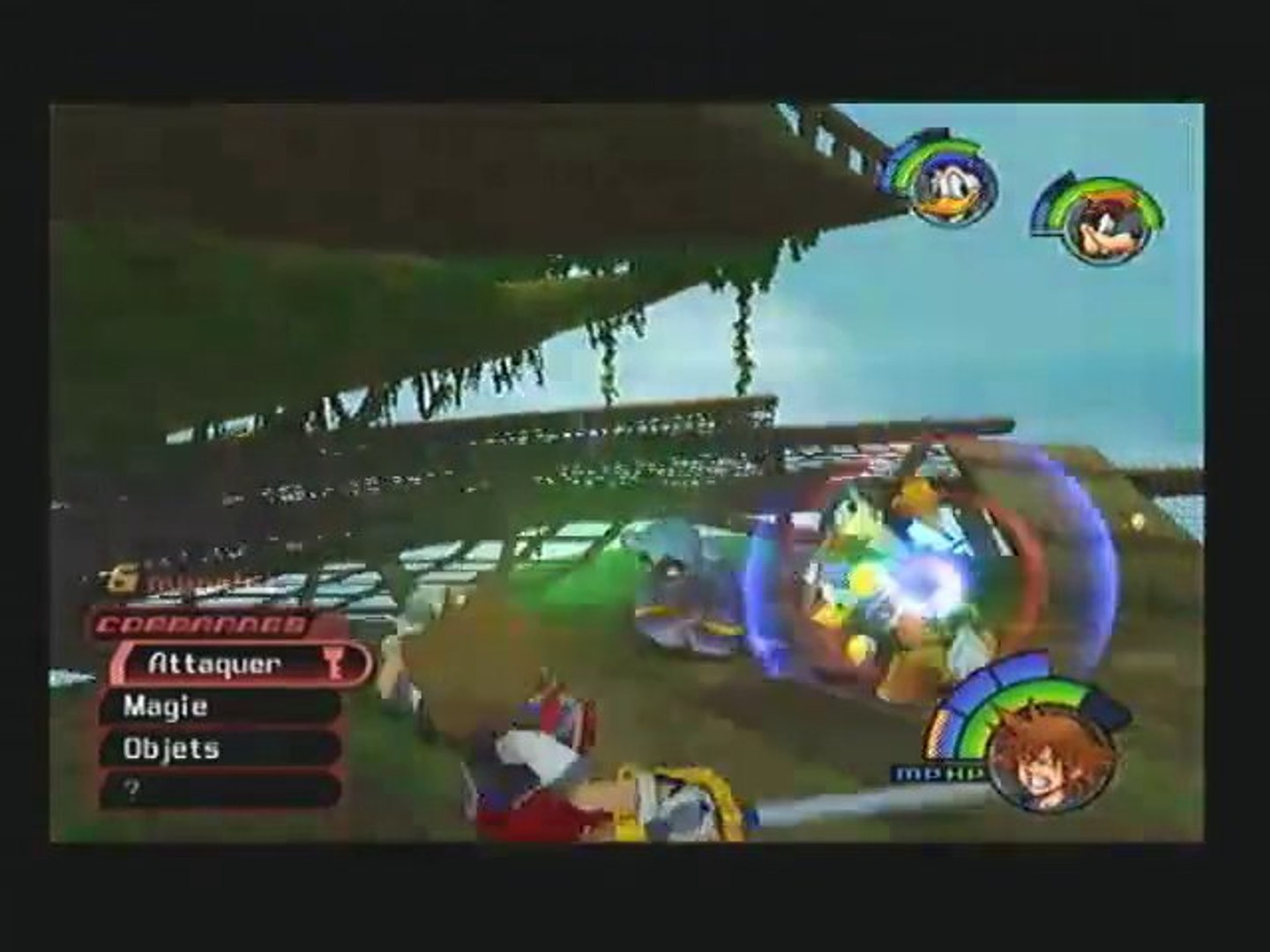 Kingdom hearts [10] Boss Boss  et re Boss