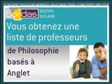 Cours particulier Philosophie - Anglet