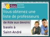 Soutien Scolaire Aide aux devoirs - Saint-André