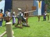 Franche Foire de Tourcoing 2009 - L'école des chevaliers