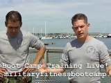 Boot Camp Live - Military Fitness Boot Camp UK