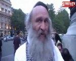 Un RABBIN a PARIS dit LA SHOAT VIENS DES SIONISTES