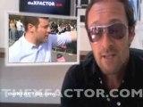 The X Factor 2010 - Dermot Oleary Gay Cowboy Photo - X Facto