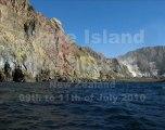 White Island Live & Volkner Rocks scuba diving live aboard