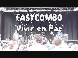 "EASYCOMBO ""Vivir en Paz"" - Live Juillet 2010 - Chambery"