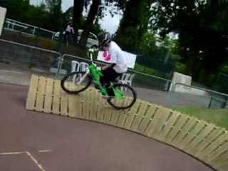 Bike Park Mobile poursuite