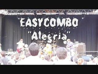 "EASYCOMBO ""Alegria"" - Live 20 juillet 2010 - Chambery"
