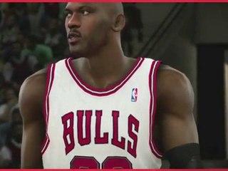 Jordan's Trailer de NBA 2K11
