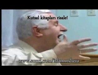 Sapık Bediüzzamancılar - Mehdi aleyhisselamı inkar ediyorlar