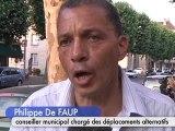 L'Avenue du 1er mai accessibles aux vélos ? (Troyes)