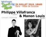 Vidéo de présentation - Concert du 25 juillet 2010 - 18h