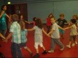 Film fête disco centre de loisirs ACLEEA